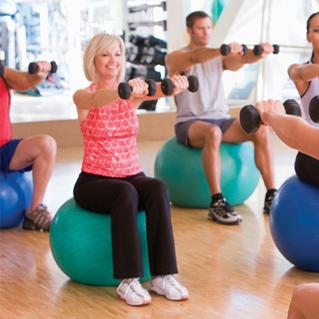 Средства для лечебной физкультуры и фитнеса
