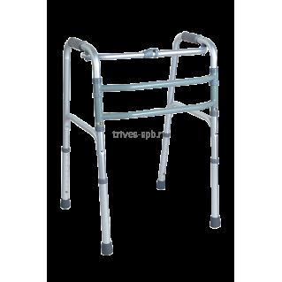 Опоры-ходунки однокнопочные «шагающие» CA811L