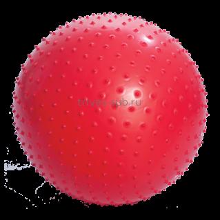 Мяч гимнастический игольчатый (фитбол) М-165