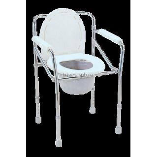 Кресло-туалет складное CA616