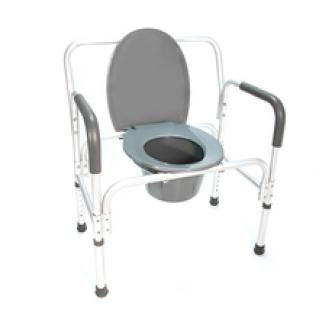 Кресло-стул повышенной грузоподъемности Мега-Оптим HMP 7007 L