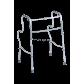 Опоры-ходунки однокнопочные двухуровневые CA828L