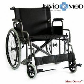 Инвалидная коляска Мега-Оптим FS 874 B-51/ FS209АЕ-61