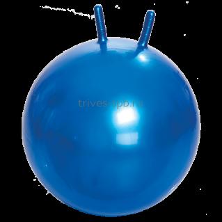 Мяч детский (фитбол) с рожками М-365