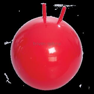 Мяч детский (фитбол) с рожками М-355