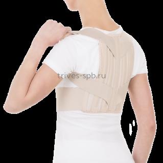 Корректор осанки для подростков и взрослых Т.54.01 (Т-1778)