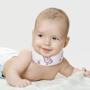 Воротник Шанца для недоношенных или новорожденных с небольшим весом OB-000